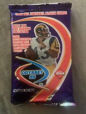 1999 Collector's Edge Odyssey NFL Football Unopened Pack