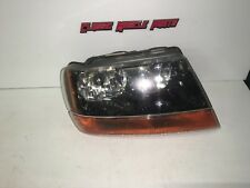 02 03 04 Jeep Grand Cherokee Right passenger side Headlight #2