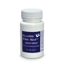 White Mask Liquid Frisket 2 Oz