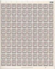 JORDAN 1958 POSTAGE DUE SG D465 1 MILL INSCRIBED HASHEMITE KINGDOM OF JORDAN FUL