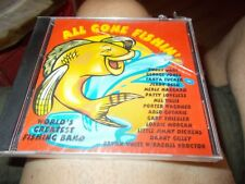 ALL GONE FISHIN' CD BRAND NEW SEALED