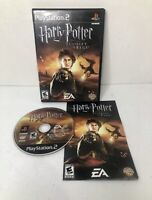 Harry Potter and the Goblet of Fire - Playstation 2 PS2 Game - Complete & Tested