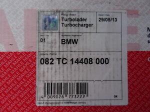 Neuer Original Mahle Turbolader BMW 3, 5 318 d, 320 d 85 kW, 115 HP  700447-0003