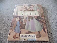 MADONNA autographed children's book, Adventures of ABDI