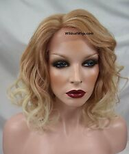 HEAT OK .. LACE FRONT VIBE Wig from Sepia / West Bay GORGEOUS! T27.613 *