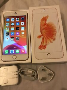 Apple iPhone 6s Plus - 32GB - Gold (Unlocked) excellent conditions