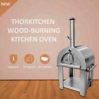 Thor kitchen Wood Fired Pizza Oven Garden BBQ Oven chimney stove Burner Cooker