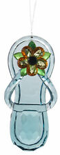 Crystal Expressions 4.5 Inch Acrylic Flip Flop Ornament/ Sun Catcher