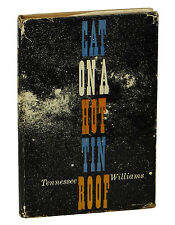 CAT ON A HOT TIN ROOF ~ Tennessee Williams ~ First Edition 1955 ~ 1st Printing