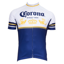 Corona Beer Cycling Jersey mens Cycling Short Sleeve Jersey