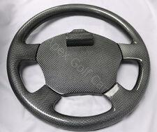 """fibre de carbone style voiturette GOLF 14 """" classique Volant avec Score support"""