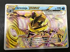 4X Greninja BREAK 41/122-2016 World Championship-Cody Walinkski-NM Pokemon Promo