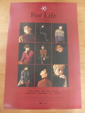 EXO - For Life 2016 Winter Special (Ver. B) [OFFICIAL] POSTER K-POP *NEW*