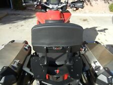 Backrest and Mounting Plates for Ducati Multistrada 950, 1260  and 1200 ENDURO