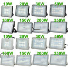 10W 20W 30W 50W 100W 150W 250W LED Flood Light Outdoor Lamp Warm Cool White 110V