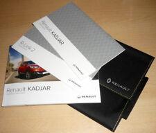 Renault KADJAR,uso manutenzione,anno 2016