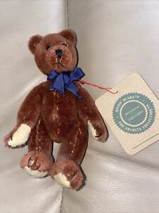 """5"""" 1990 Boyds Bear the archive collection"""