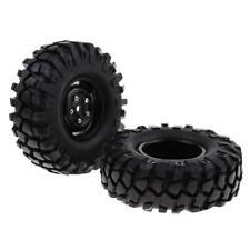 Ruedas de neumáticos de 1 par de 108 mm Ruedas de 1/10 RC Rock Crawler