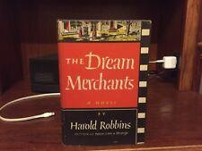 The Dream Merchants.  Harold Robbins  1st HC  Knopf 1994   Great Collectible