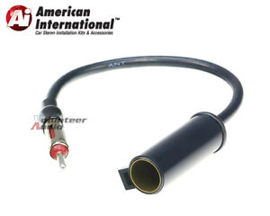 American International NM9 Antenna Adapter For Nissan / Infinti to Aftermarket