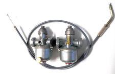 Simson SR1 SR2 SR2E KR Vergaser Komplett + Bowdenzug Gas Gasbowdenzug Grau Neu