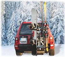 FABBRI - GRINGO SKI&BOARD -  Para rueda de repuesto / Spare Wheel Rack