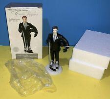 """New Boxed Weddingstar Porcelain Wedding Cake Topper 5 7/8"""" Tall Groom"""