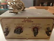 Heathkit voltage calibrator - Model Vc-2 - not tested