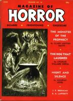 Magazine Of Horror 15 Issue Collection On Disc Slasher Terror