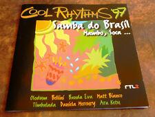 Doppel-CD Cool Rhythms '97 - Samba do Brasil