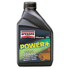 Olio motore Arexons Power+ 20W60  benzina e diesel
