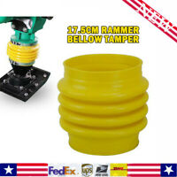 Professional Jumping Jack Bellows Boot For Wacker Rammer Compactor Tamper 8.7""
