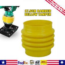 "Professional Jumping Jack Bellows Boot For Wacker Rammer Compactor Tamper 8.7"""