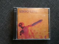 CD Indochine Indo live 2CD