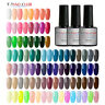 T-TIAO CLUB 7ml Gel Nail Polish Soak Off Manicure UV LED Gel Varnish 132Colors