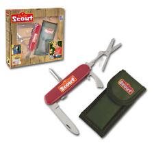 SCOUT Kinder Taschenmesser -Kindermesser -Kindertaschenmesser -Messer & Tasche!