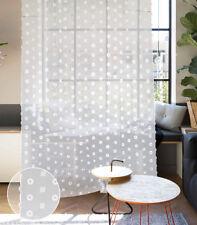 Tenda Piccolo punto bianca trasparente (col.1)
