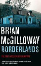 Borderlands, McGilloway, Brian, Good Condition, Book