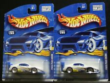 2 NEW HOT WHEELS PIKES PEAK CELICA 205 WHITE SLINGSHOT RACING JINN SHOCKS
