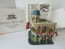 Dept 56 55344 Hollydale'S Department Store Christmas In City Lighted Bldg D10