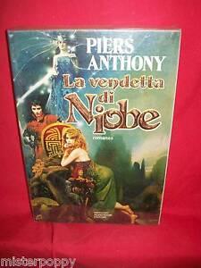PIERS ANTHONY La vendetta di Niobe 1992 Mondadori Prima Edizione