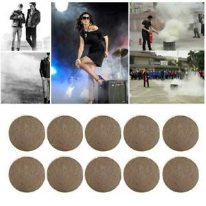 20-100pcs Smoke Effect Cake Shows Bomb Stage Photography Party Aiding