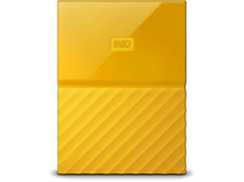 Western Digital My Passport 3TB Micro-USB B 3.0 (3.1 Gen 1) 3000GB Amarillo