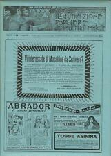 Stampa antica pubblicità MACCHINE DA SCRIVERE FRANKLIN 1898 Old antique print