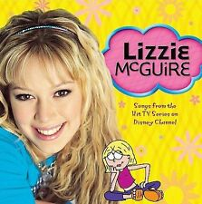 Lizzie Mcguire by Various Artists (CD, Aug-2002, Buena Vista)  Very Good