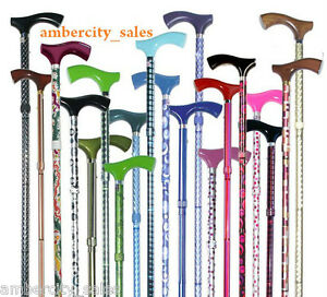 Switch Sticks Folding Walking Stick by Mabis DMI - Choose Your Color Design