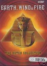 Earth Wind & Fire - The Dutch Collection 2-DVD sealed