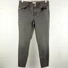 J.Crew Toothpick Skinny Jeans Women Size 29 Gray