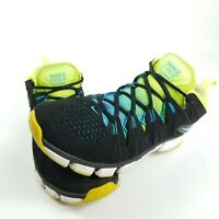 Nike Free Trainer 7.0 Black, Current Blue, Volt 599087 004 Training US Mens 11