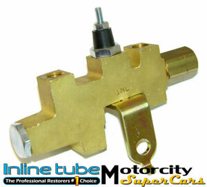 70-74  Mopar A-body plymouth dodge  Duster Dart  brake valve proportioning meter
